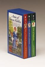 Anne of Green Gables Boxed Set, Vol. 2 (Anne of Ingleside, Anne's Hous-ExLibrary