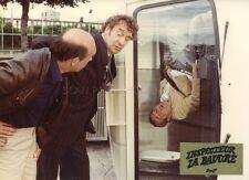 JULIEN GUIOMAR INSPECTEUR LA BAVURE 1980 VINTAGE PHOTO ORIGINAL #10