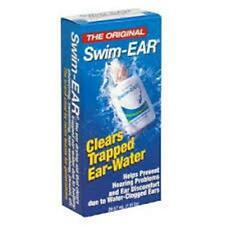 Swim-Ear Ear-Water Drying Aid, 1 fl oz