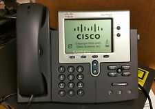 CISCO cp-7941g IP Phone Telefono Voip Display LCD Ethernet Ricevitore UNIFICATO