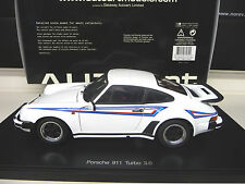 Autoart 1:18 Porsche 911 turbo 3.0 930 NEW Shipping Free Worlwide