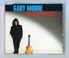 Gary Moore - Cold Day In Hell - Scarce Mint 1992 Cd Single