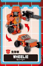 WHEELIE Transformers Kre-o Micro-Changers #7 Gashapon Capsule Kreon Takara Tomy