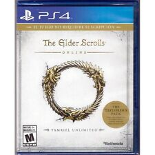 The Elder Scrolls Online: Tamriel Unlimited [PlayStation 4 PS4 English Spanish]
