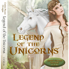1 x Debbi Moore Designs Legend Of The Unicorns CD Rom (294807)