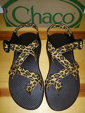 NEW Womens 8M Chaco Z/2 Classic Sport Sandals Leopard