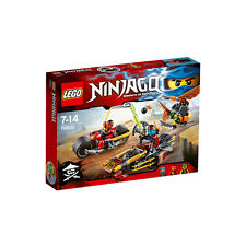 Lego Ninjago Ninja Bike Chase 70600 NEW