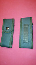 Funda Verde para Navaja/Caza/Camping-Folding knife sheath