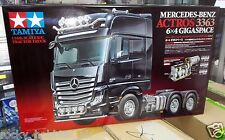 Tamiya 56348 1/14 RC Mercedes Benz Actros - 3363 6x4 GigaSpace Tractor Truck