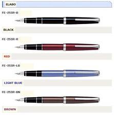 PILOT Namiki Falcon Elabo Metal Barrel Four colors Fountain pen with CON-70