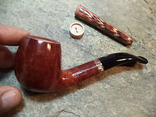 PIPA PIPE PFEIFE SAVINELLI MELANGE SMOOTH 677 N1 NEW  + TAMPER DISCOUNT