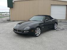 Maserati: Spyder 2dr Converti