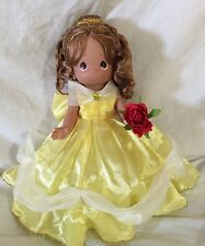 "Precious Moments Disney Classic Belle 12"" Doll #5148"
