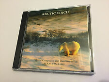 ARCTIC CIRCLE (Alan Williams) OOP 2003 TV Soundtrack Score OST CD NM