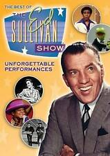 The Best of the Ed Sullivan Show: Unforgettable Performances,  DVDs