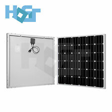 150W Solar Panel 12V 150 Watt  Mono New for Off Grid RV Boat Home System