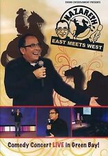 Dvd Nazareth East Meets West Christian Comedy Family Friendly NEW Sealed