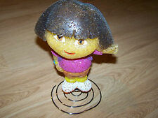Dora the Explorer Night Light Fixture Doll Shape Base No Chord or Bulb