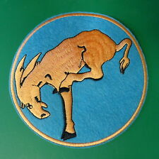 95th BOMBARDMENT GROUP FELT SQUADRON PATCH 5 INCH