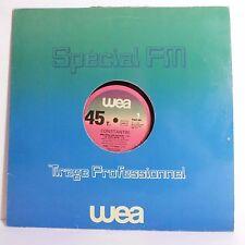 MAXI 45T SPECIAL FM CONSTANTIN Vinyle LE TROU NOIR - SWITZERLAND REGGAE -WEA 581