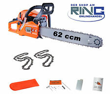 Chainsaw 62 cc Petrol 3,5 HP Chainsaw Motorized Chain Saw Saw Chain Saw blade