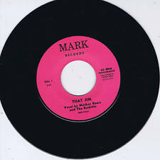 MACKEY BEERS - THAT JIM / LORIE LEE (Killer Rockabilly Garage Dancers) REPRO