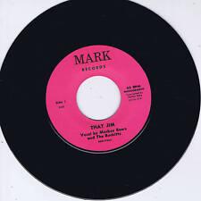MACKEY BEERS - THAT JIM / LORIE LEE (Killer Rockabilly Garage Dancers) REPRO