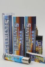 AUTHENTIC ELEMENT ROLLING PAPER KING SIZE COLLECTION MACHINE+PAPERS+TIPS+Lighter