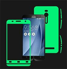 Glow in the Dark Skin Protector,Full Body Cover for Case for Asus ZenFone 2