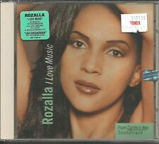ROZALLA I love Music / Breakdown 6TRX MIXES & EDITS CD single 1994 SEALED USA