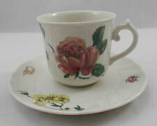 Villeroy & and Boch BOUQUET coffee cup and saucer