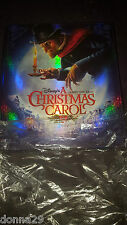 Disney's A Christmas Carol 3D+2D Blu-ray 4-Disc Set Special Limited Edition New+