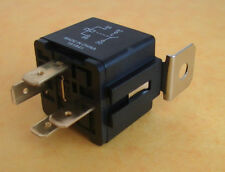 Automotive Relay 12V 40Amp 4 Pin Normally Open - Bracket - Genuine TE/Tyco Part