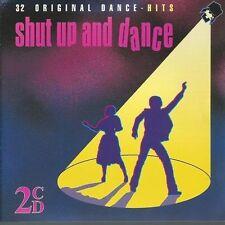 Shut up and Dance 32 Original Dance-Hits /Sylvester Eruption Gloria Gaynor Harpo