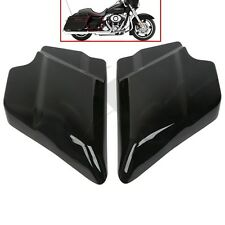 ABS Side Cover Panel For Harley Davidson Touring Street Glide 09-16 Vivid Black