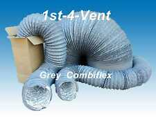 "150mm 6"" 6mtr COMBIFLEX, COMBI FLEX, FLEXIBLE DUCTING/FUME EXTRACT HOSE for Fans"