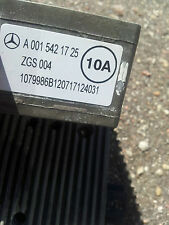 Mercedes Benz Actros MP4, DC converter, 24/12V, voltage transformer, 0015421725