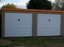 CONCRETE DOUBLE GARAGE PENT London Price - 16'3 x 16'5