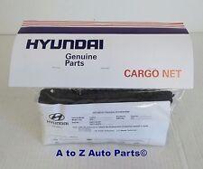 NEW 2016-2017 Hyundai Tucson Rear CARGO NET, ENVELOPE NET, OEM Hyundai