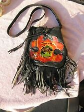 Shoulder bag Peru Machu Picchu LEATHER  Bag