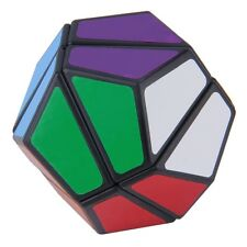 7.5cm 2 Layers Dodecahedron Magic Cube Twist Puzzle Brainteaser Kids Adults LE