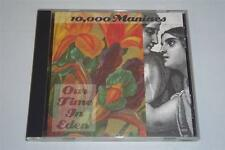 Our Time In Eden 10,000 Maniacs CD Album 1992 Free Ship -0614