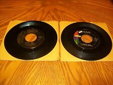 VEE,BOBBY- Night Has 1000 Eyes/Charms & Run To Him.Two 45 rpm