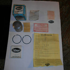 BULTACO /OSSA .060 WISECO PISTON KIT 1970S 250 STILETTO PHANTOM DESERT MONTESSA