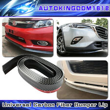 "2""x98"" Car Front Bumper Lip Kit Splitter Chin Body Spoiler Fit Mitsubishi EZ"
