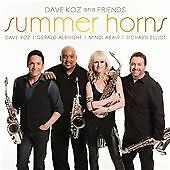 Dave Koz - Summer Horns (2013) - Autographed CD