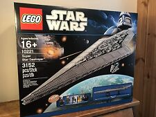 LEGO STAR WARS - 10221 UCS Super Star Destroyer UCS Brand New Sealed