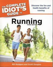 Complete Idiot's Guide to Running by Scott Douglas and Bill Rodgers (2010,...