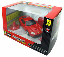 Ferrari 550 Maranello 1996, Bburago Course and Play Diorama 1:43