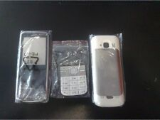 Brand New Nokia C5 Full Body With Keypad Housing Panel Fascia - White